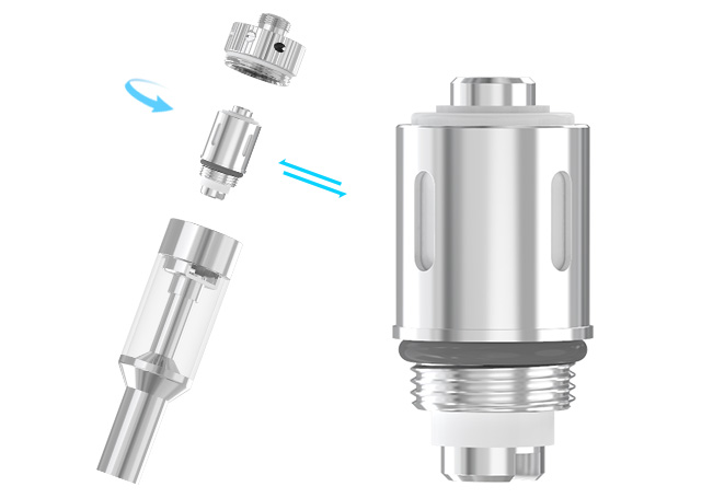 GS Air Atomizer Head Replacement