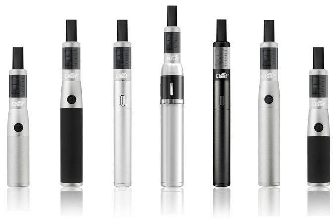 Mega BCC Atomizer Kit Black Case