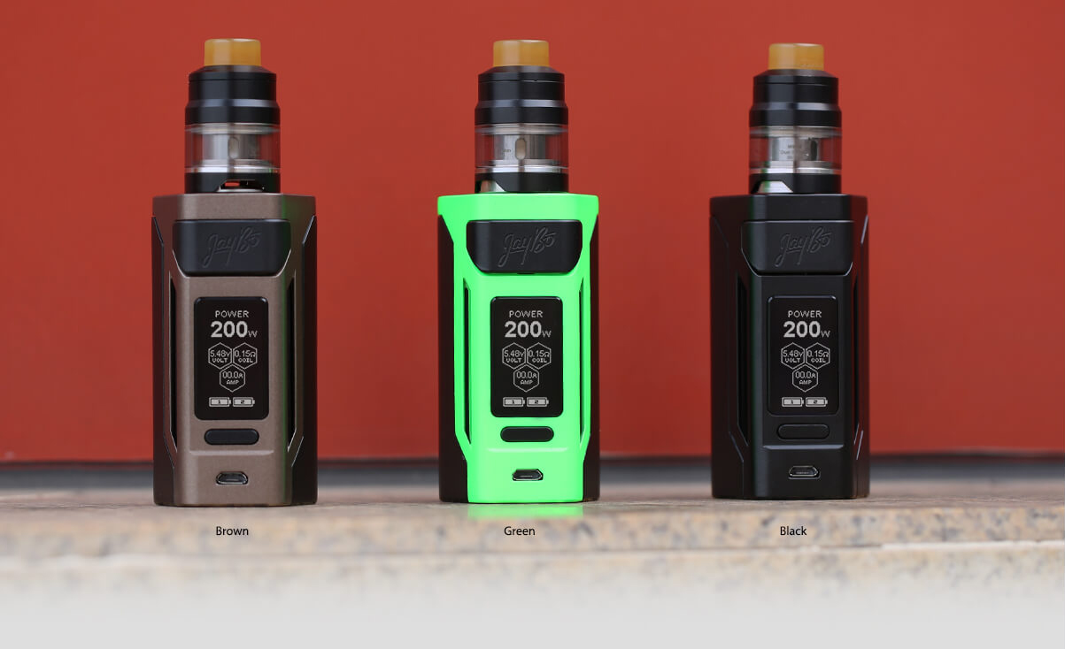 Wismec Reuleaux RX2 20700 with GNOME