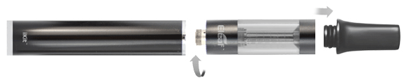 iKit Manual Vape Pen Assembly