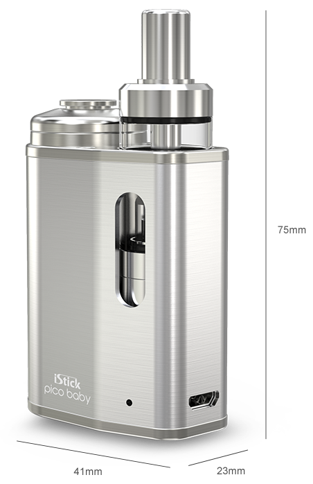 Eleaf iStick Pico Baby with GS Baby Starter Kit