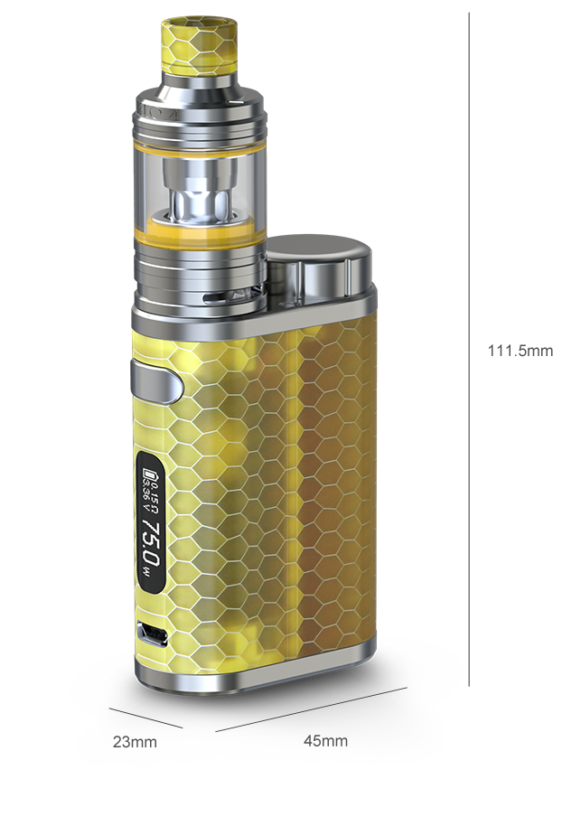 Eleaf iStick Pico RESIN with MELO 4 limited Edition Starter Kit