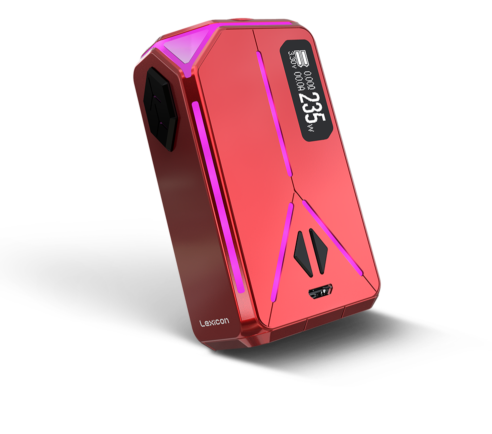 Eleaf Lexicon 235W with ELLO Duro PMMA Starter Kit